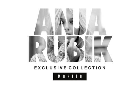 ANJA RUBIK x MOHITO